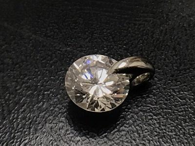 ダイヤモンド買取 1.145ct ペンダントトップ買取 Pt900 プラチナ 宝石買取 高価買取 七条店