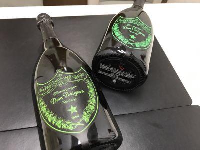 Dom Perignon ドン・ペリニヨン ルミナス ブリュット シャンパン お酒 高価買取 出張買取