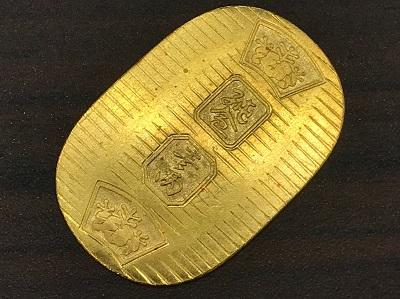 小判型メダル K24 純金 6.0g 金買取 中京区買取 右京区買取 西院買取