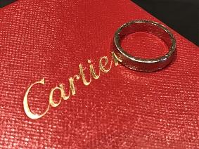 カルティエ買取 福岡 天神 ブランドジュエリー買取 福岡 博多 大名 Cartier ハッピーバースデイリング 買取