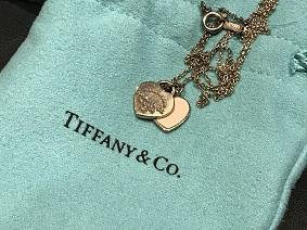 ティファニー買取 宅配買取 アクセサリー買取 Tiffany & Co. リターントゥペンダント シルバー