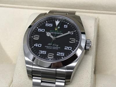 ロレックス エアキング 116900買取 スポーツモデル 高級時計買取なら新神戸 北野のMARUKA