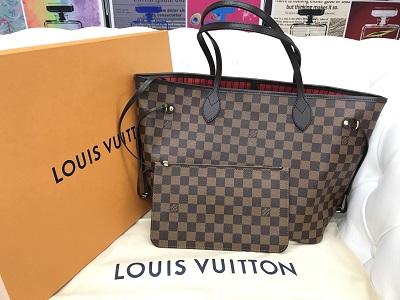 ルイヴィトン ダミエ ネヴァーフルMM買取 N41358 ブランドバッグ買取なら神戸 元町のMARUKA