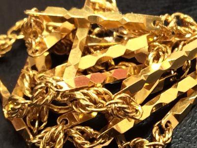 銀座本店 18金 K18 ネックレス 貴金属 ゴールド