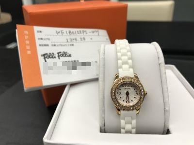 フォリフォリ時計買取 ブランド品高く売るなら大阪難波MARUKA心斎橋店