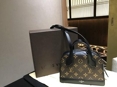 ルイヴィトン 買取 ブランドバッグ 高額査定 珍しい品物 高額鑑定 銀座 並木通り