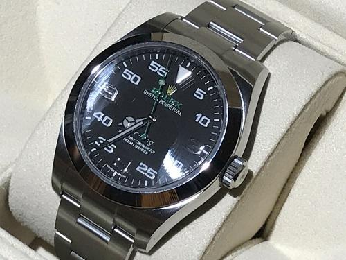 ロレックス エアキング 116900 買取 京都 四条 烏丸 御池 スポーツモデル 腕時計 ウォッチ