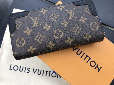 LOUIS VUITTON財布買取 ジッピーウォレットレティーロ M61855 大阪MARUKA心斎橋店