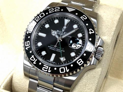 ロレックス買取 GMTマスターⅡ買取 116710LN買取 時計買取 新品未使用品 京都最高買取 北区 左京区 上京区