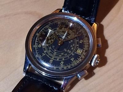 ティソ買取 クロノジャネイロ Z199 SS×革 3333本限定 時計買取 渋谷 宮益坂