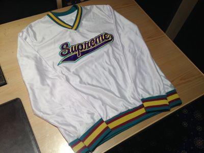 シュプリーム(SUPREME) ベースボールウォームアップ 2016AW 白 美品 渋谷 買取