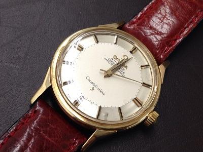オメガ  コンステレーション 腕時計 買取 京都 四条 烏丸 御池 ウォッチ