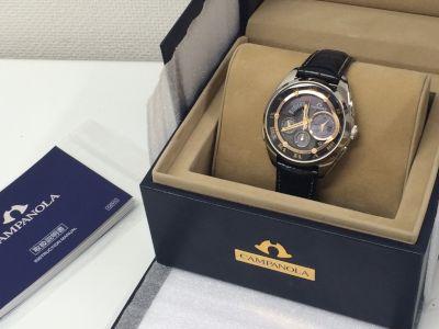 シチズン 高級時計 カンパノラ BZ0030-16E