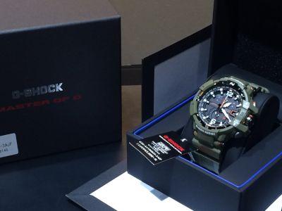 カシオ GW-1100AH 高価買取