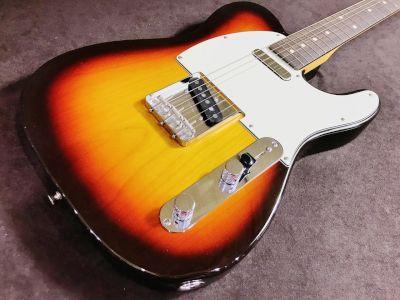 Fender フェンダー Japan Exclusive Classic 60s Tele US 3CS