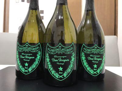 DomPerignon ドン・ペリニヨン ブリュット ルミナス シャンパン 高価買取 出張買取