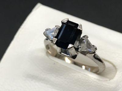 サファイア/ダイヤモンドリング買取 大阪で宝石売るなら四ツ橋、心斎橋のMARUKA