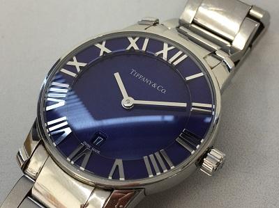 ティアニー アトラス 時計買取 メンズ ブルー買取なら 神戸市 中央区 三ノ宮のMARUKAへ