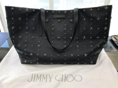 ジミーチュウ買取 PIMLICO/S トートバッグ ジミーチュウを大阪で売るならMARUKA心斎橋店