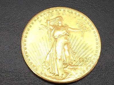 コイン買取 アメリカ 20ドル ウルトラ ハイレリーフ金貨 金買取 中京区買取 右京区買取 西院買取