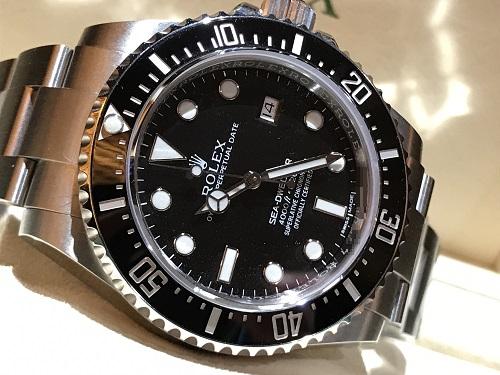 ロレックス シードゥエラー 買取 時計 116600 ブランド 京都 四条 烏丸 御池