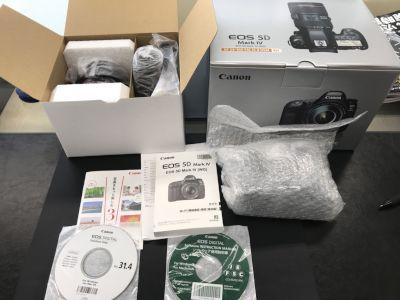 キヤノン EOS5D レンズセット カメラ買取もやっぱりMARUKA心斎橋店