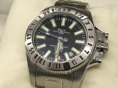 ボールウォッチ買取 エンジニア ハイドロカーボン 時計売るなら大阪MARUKA心斎橋店