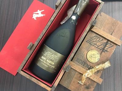 レミーマルタン買取 1724-1974 250周年 記念ボトル お酒売るなら 京都市 中京区のMARUKA大宮店へ