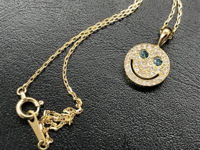 アイファニー買取 ダイヤモンドスマイルS ブルーアイズ ブランドジュエリー買取ならMARUKA心斎橋店