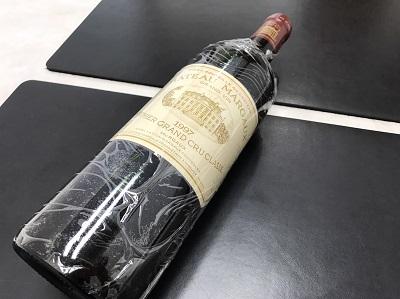 シャトー・マルゴー買取 ワイン買取 五大シャトー お酒高価買取 出張買取