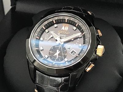 セイコー アストロン買取 8X53-0AP0 限定 時計買取なら 三ノ宮 元町 商店街 のMARUKA