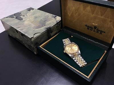 ロレックス買取 デイトジャスト買取 メンズ ref.16233 腕時計 西七条 下京区 七条店