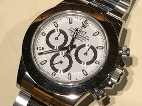 ロレックス買取 福岡 天神 時計買取 福岡 博多 大名 デイトナ 116520
