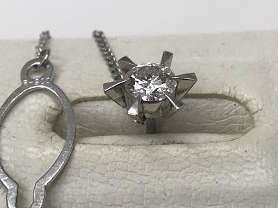 ラペルピン ダイヤモンド買取 プラチナ ノンブランドジュエリー買取なら 三ノ宮 京町筋 三宮中央通りのMARUKA