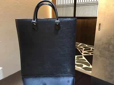 マルカ(MARUKA) 銀座 ルイヴィトン 買取 ビジネスバッグ 高額査定 2000年製造