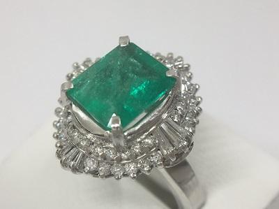 マルカ銀座エメラルド高価買取ジュエリーリング宝石ダイヤモンド銀座の人気店