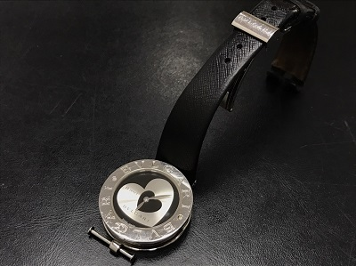 ブルガリ買取 B-ZEROウォッチ買取 BZ30S ハート文字盤 時計 西院 下京区 吉祥院 七条店