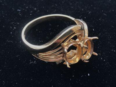 石のとれた指輪買取 金買取 大阪で金を売るならMARUKA心斎橋店