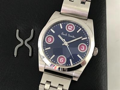 ポールスミス メンズウォッチ買取 6038 時計買取なら 須磨区 阪神 三宮 駅前のMARUKA