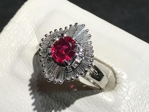 ルビー 買取 京都 宝石 四条 烏丸 寺町 京極 指輪 ダイヤ プラチナ 貴金属