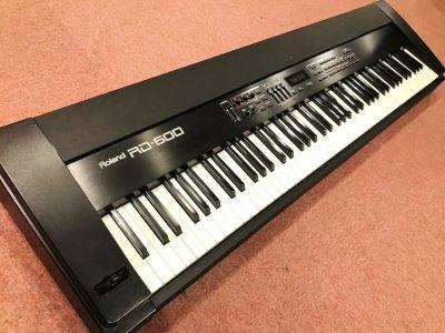 Roland 電子(デジタル)ピアノ買取 RD-600 中古楽器を売るのも買うのもMARUKA楽器へ