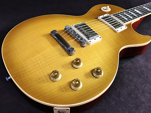 Gibson 60s Les Paul Standard 買取 エレキギター 京都 楽器 買取 リサイクルショップ