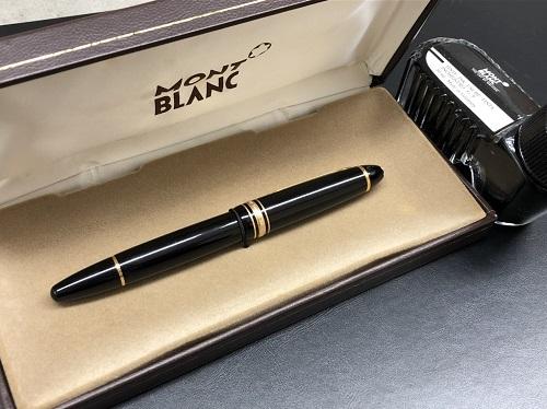 モンブラン買取 万年筆 マイスターシュティック ペン先14K 神戸三宮 買取