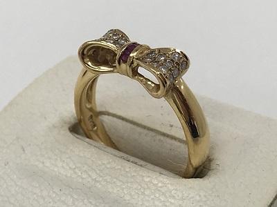 K18 指輪買取 ダイヤモンド買取なら 三宮・花時計前 神戸のMARUKA