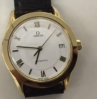 オメガ買取 福岡 天神 時計買取 福岡 大名 博多 機械式時計 750 社外ベルト