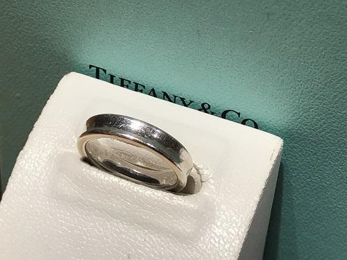 ティファニー 指輪 ブランド 買取 京都 四条 烏丸 御池 ナローリング ジュエリー