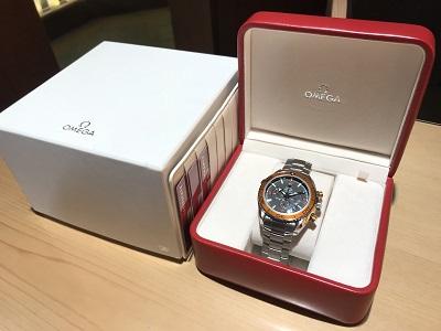 オメガ 時計 買取 シーマスター コーアクシャル 機械式 時計 買取 渋谷 世田谷