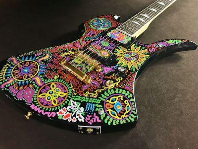 フェルナンデス ギター買取 MG-145X(hideモデル) ギター高く売るならMARUKA楽器の宅配