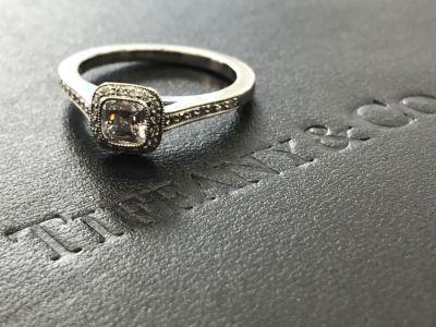ティファニー買取 レガシーダイヤモンドリング ブランドジュエリー買取はMARUKA大阪心斎橋店