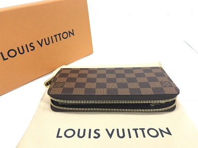 ルイヴィトン 財布買取 ジッピーウォレット買取なら 神戸 三ノ宮 京町筋商店街のMARUKA